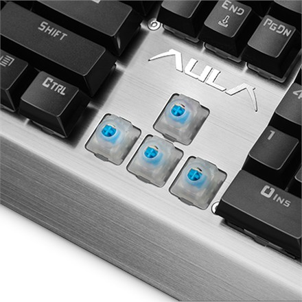AULA Mechanical Assault Wired Keyboard US