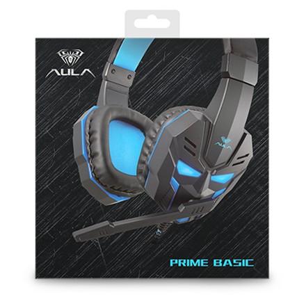 AULA Prime Basic laidinės ausinės | 2x3.5mm