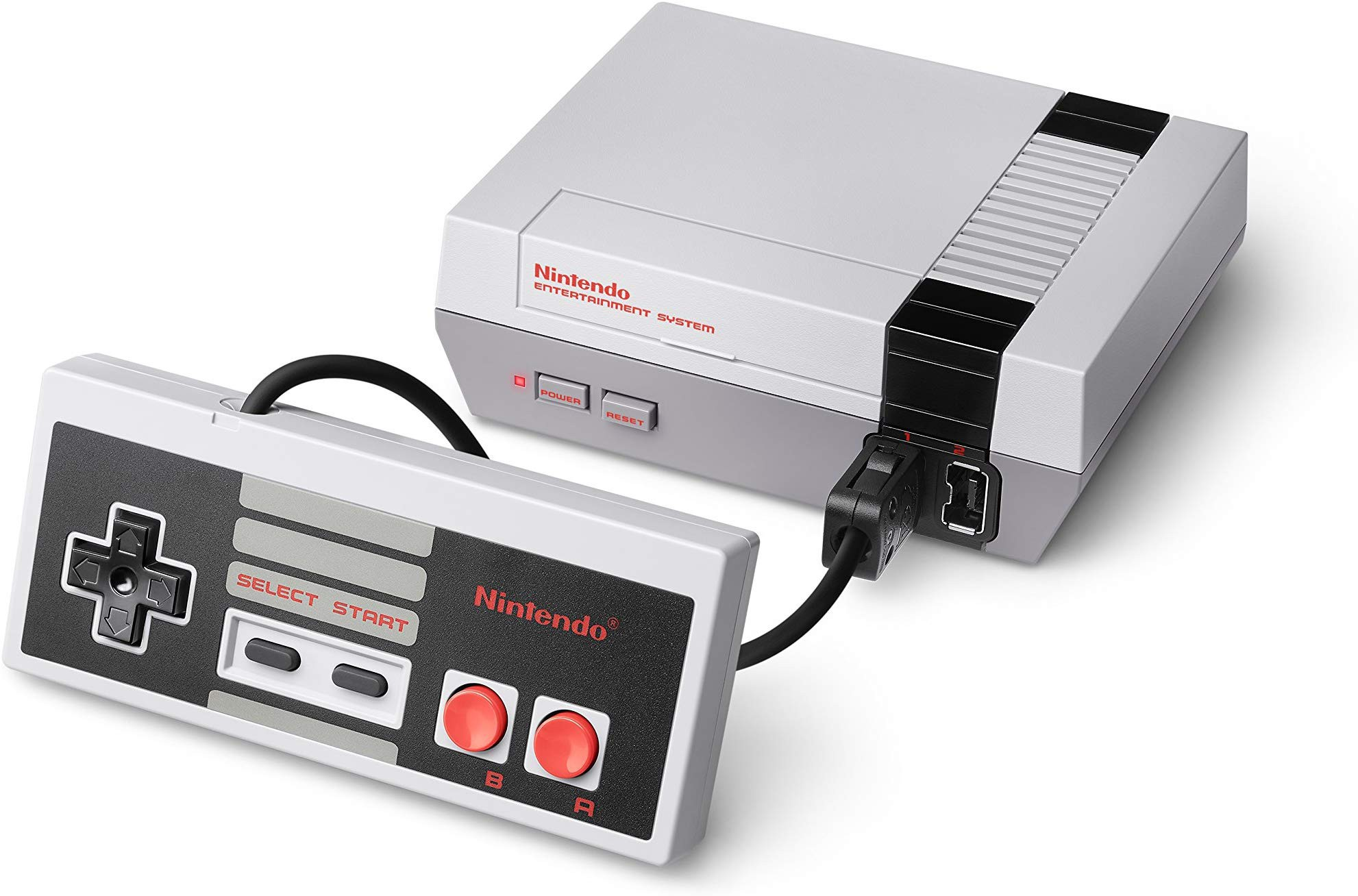 Nintendo Entertainment System: NES Classic Edition konsolė