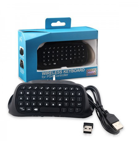 2.4G wireless keyboard for ps4