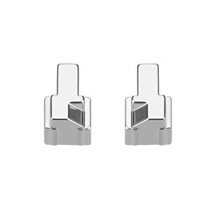 Metal L R Left Right Buckle Lock Catch Set for Nintendo Switch