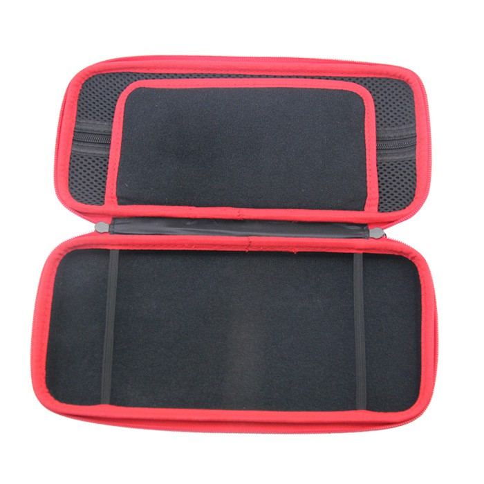 Nintendo Switch case (black/red)