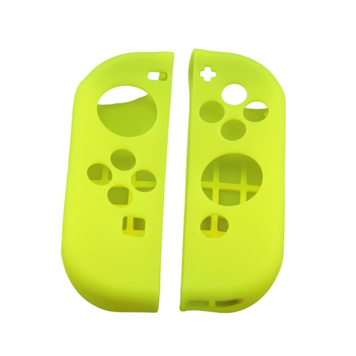 Nintendo Switch Joy Controller Silicon Case (yellow)