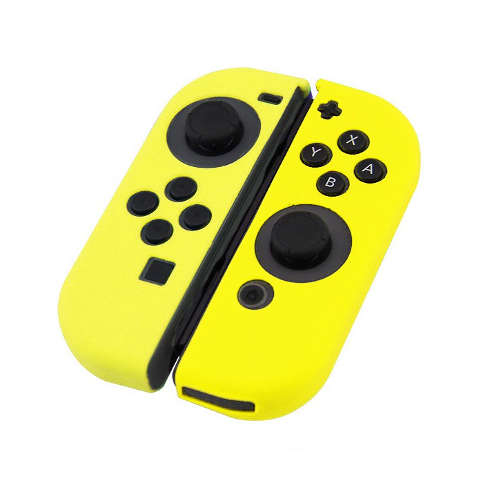 Nintendo Switch Joy-Con silikoninės apsaugos (geltonos)