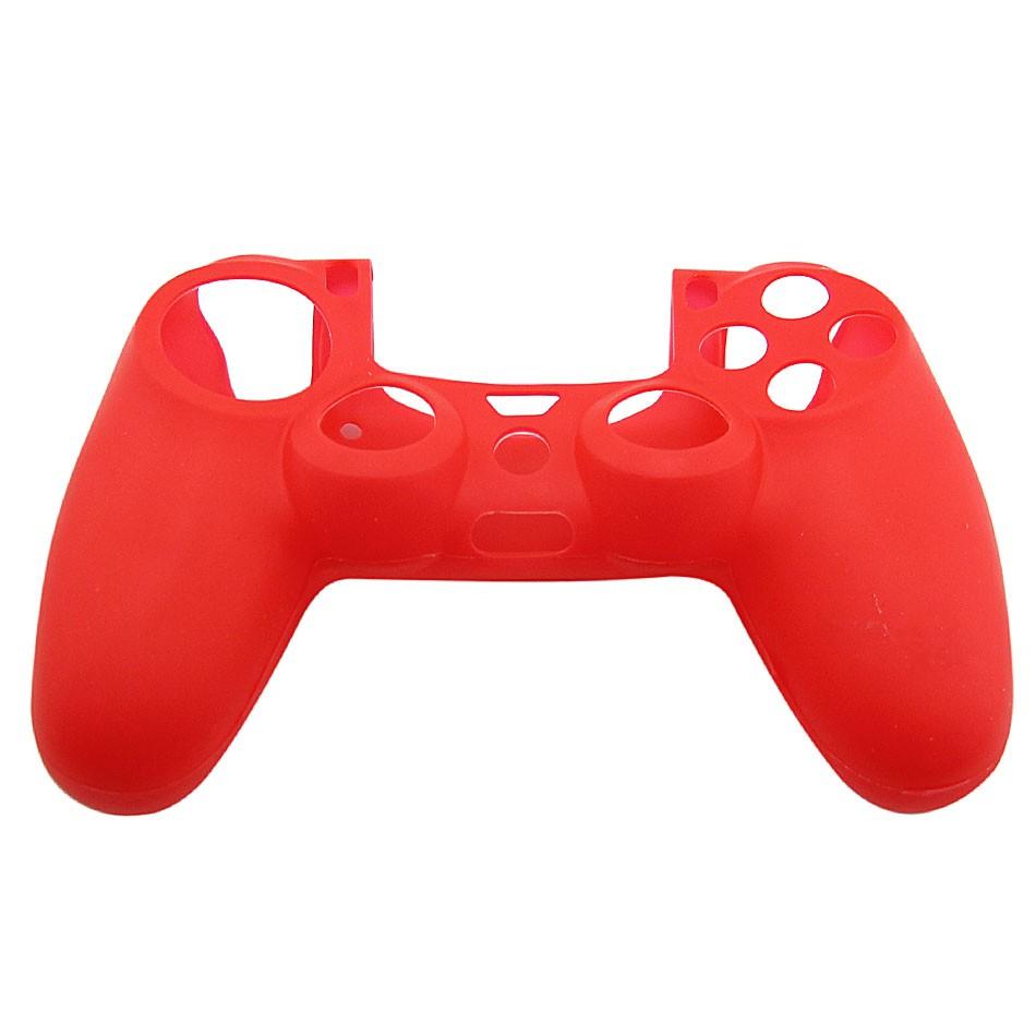 Silikoninis apsauginis dėklas Dualshock 4 valdikliui (įvairių spalvų)