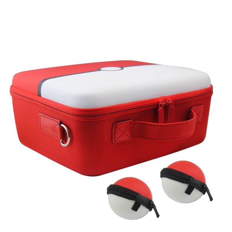 Nintendo Switch Pokeball EVA and Nylon big case carry bag