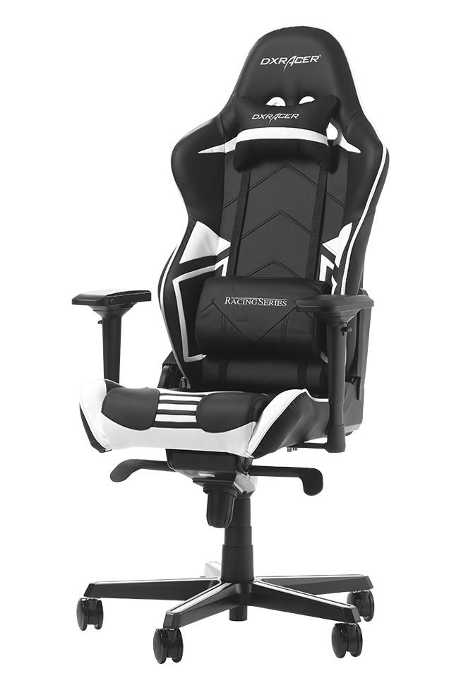 DXRACER RACING PRO ergonominė kėdė R131-NW WHITE