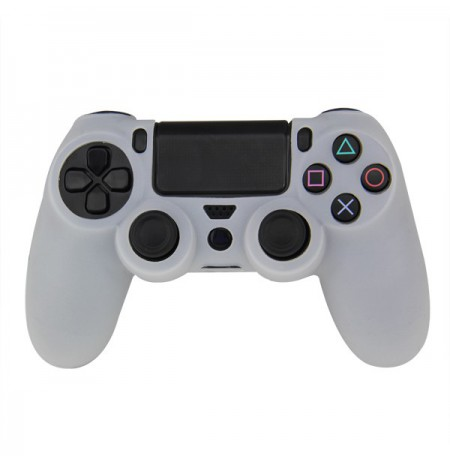 Silicone Skin Case for PS4 Controller LUMINOIS