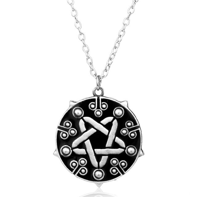 The Witcher 3 Wild Hunt metal keychain