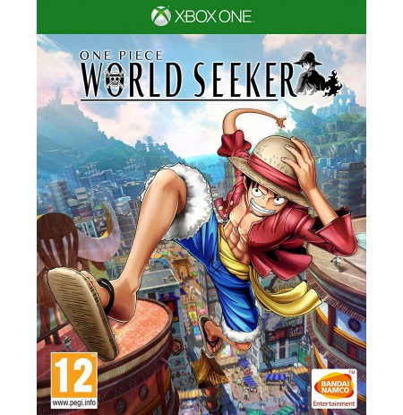 One Piece World Seeker XBOX