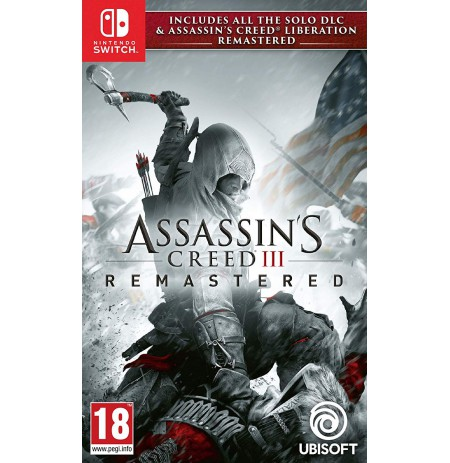 Assassin's Creed III Remastered XBOX