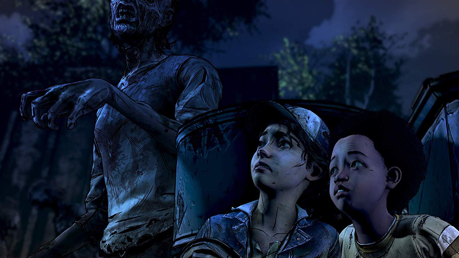 Telltale's The Walking Dead: The Final Season