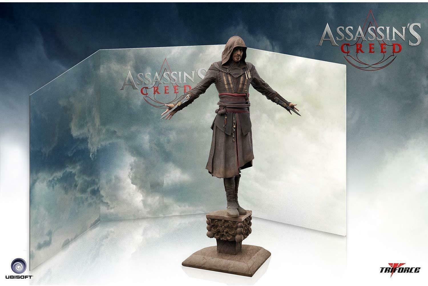 Assassin's Creed Collector's Edition Aguilar de Nerha Statue