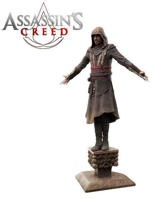 Assassin's Creed Aguilar statula | 35 cm