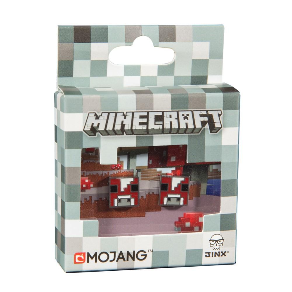 Minecraft Mooshroom Stud AUSKARAI