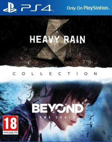 Heavy Rain and Beyond: Two Souls Collection PS4