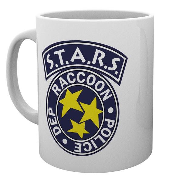 RESIDENT EVIL Stars mug