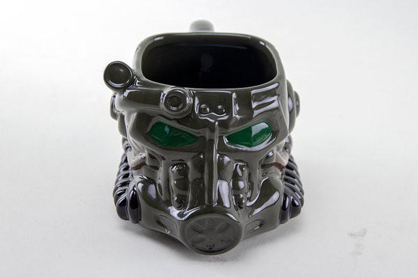 FALLOUT Armour 3D puodukas
