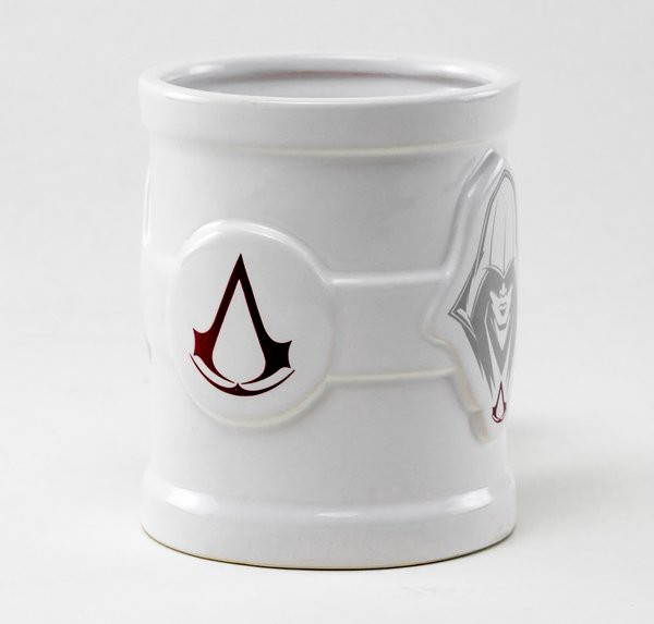 ASSASSINS CREED Tankard 3D puodukas