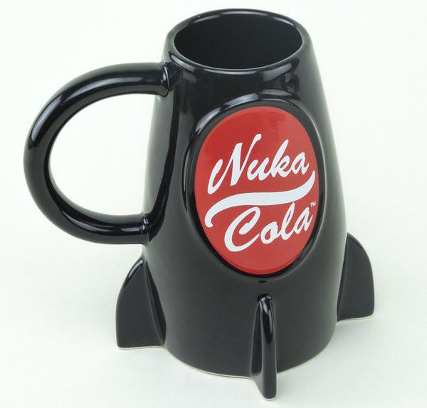 FALLOUT Nuka Cola Bottle 3D puodukas