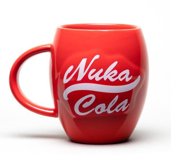 FALLOUT Nuka Cola puodukas