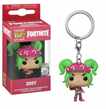 FORTNITE - POP! Keychain : Zoey