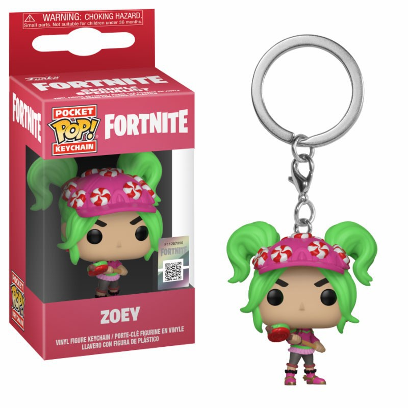FORTNITE - POP! Keychain: Zoey
