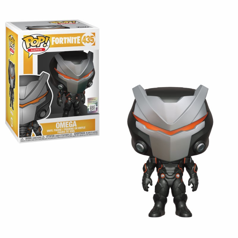 FORTNITE - POP! Vinyl 435 - Omega | 9cm