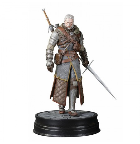 THE WITCHER 3 - The Wild Hunt Geralt Grandmaster Ursine Figurine | 20cm