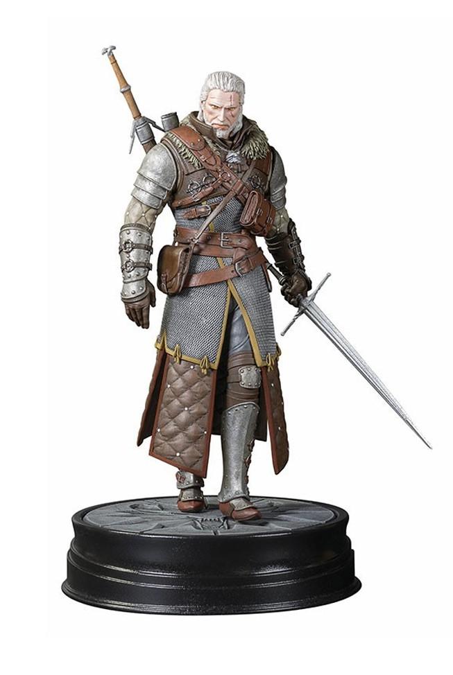 THE WITCHER 3 - The Wild Hunt Geralt Grandmaster Ursine Figurine | 20cm