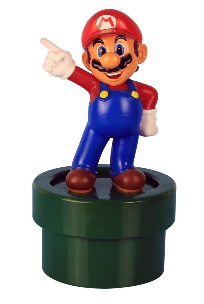 NINTENDO - Mario lempa 20cm