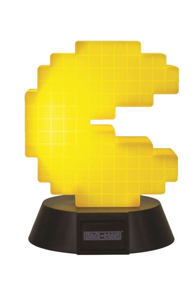 PAC-MAN - Mini Lamp Pac Man lempa 10cm