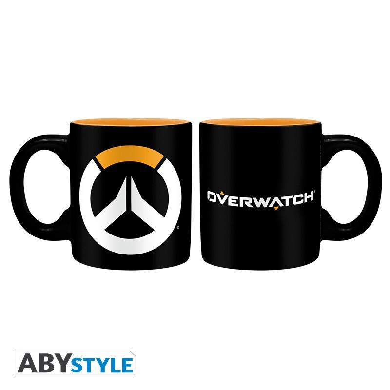 "OVERWATCH - Pck Glass 29cl + Shot Glass + Mini Mug ""Logo"" gift box"