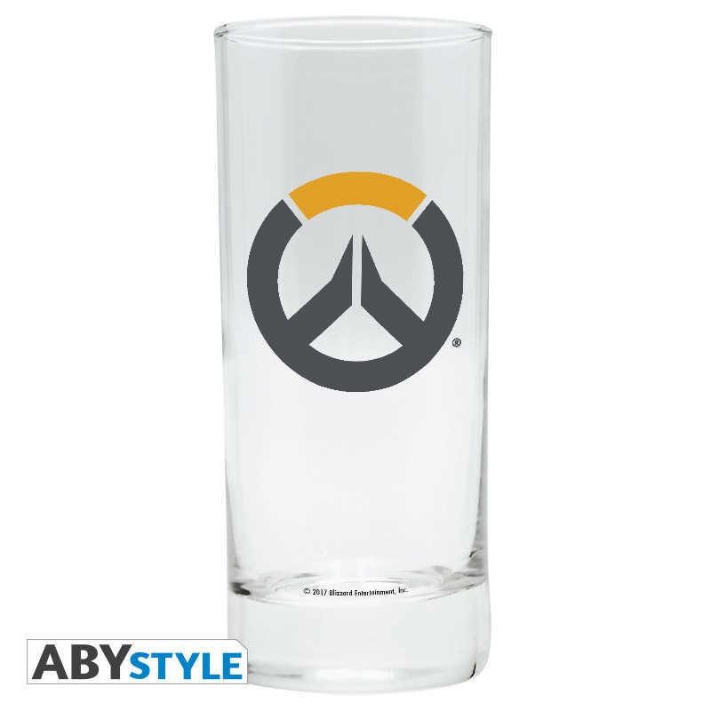 "OVERWATCH - Pck Glass 29cl + Shot Glass + Mini Mug ""Logo"" dovanų dėžutė"