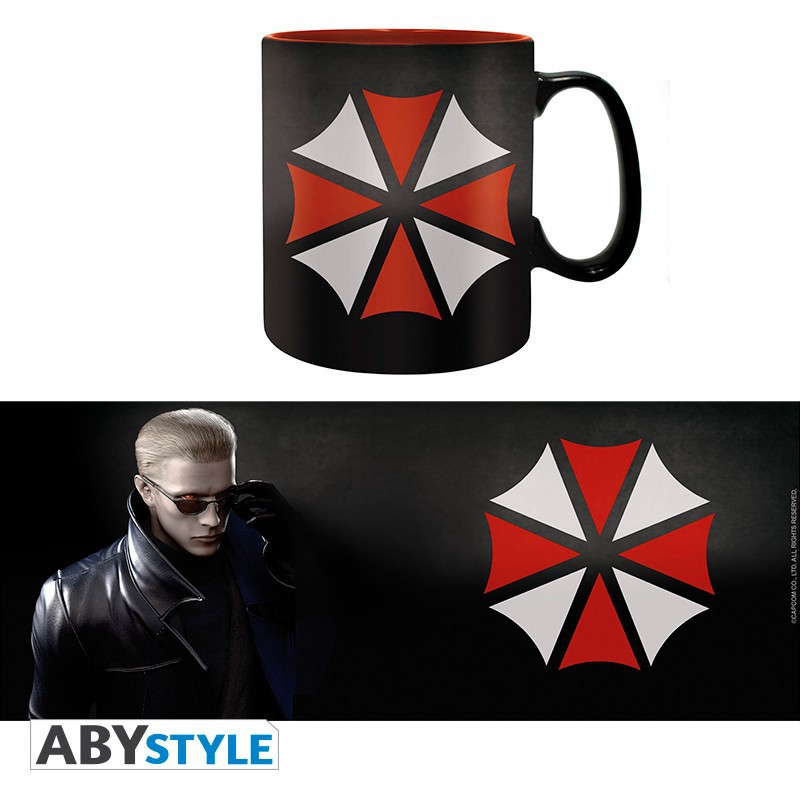 RESIDENT EVIL - 460 ml - Umbrella puodukas