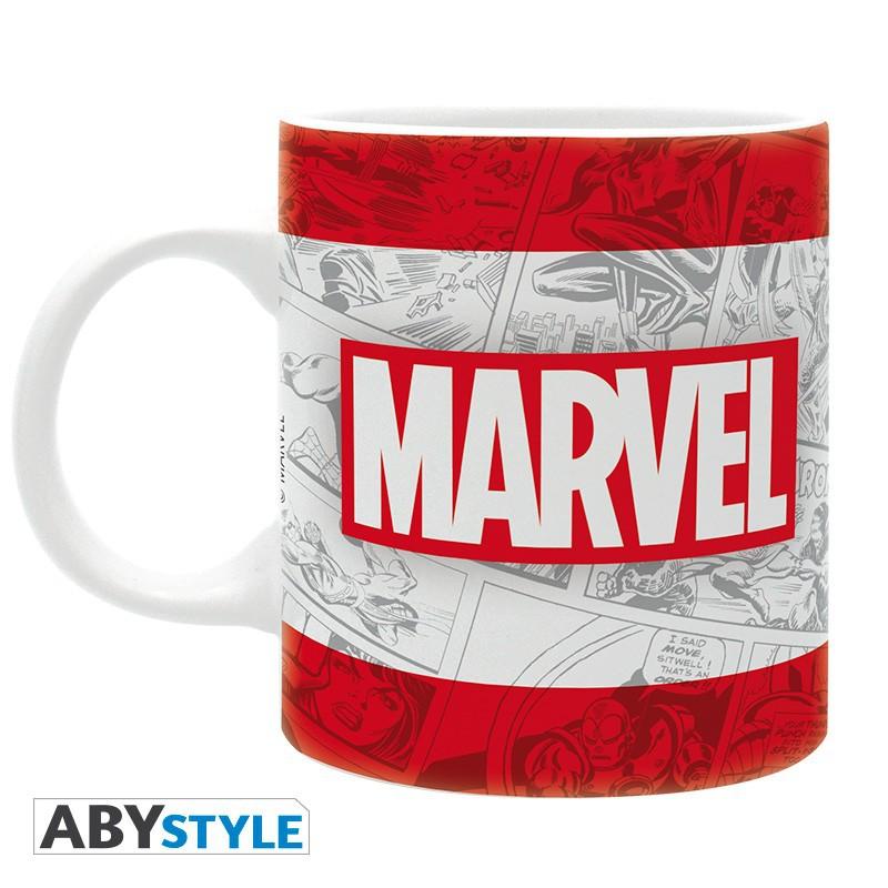 "MARVEL -  320 ml - ""Logo Classic""  mug"