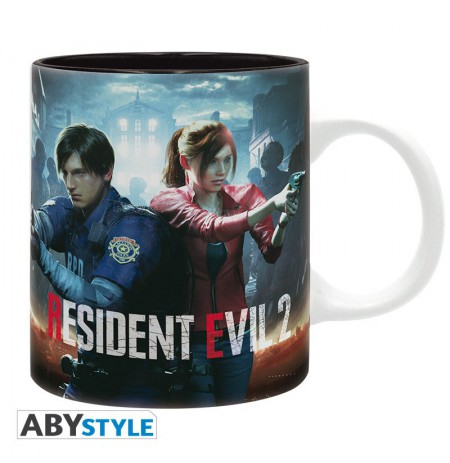 RESIDENT EVIL - 320 ml - RE 2 Remastered mug