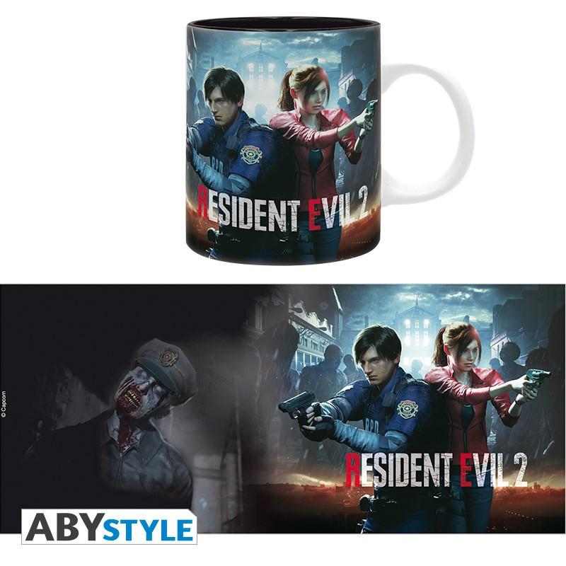 RESIDENT EVIL - 320 ml - RE 2 Remastered  mug