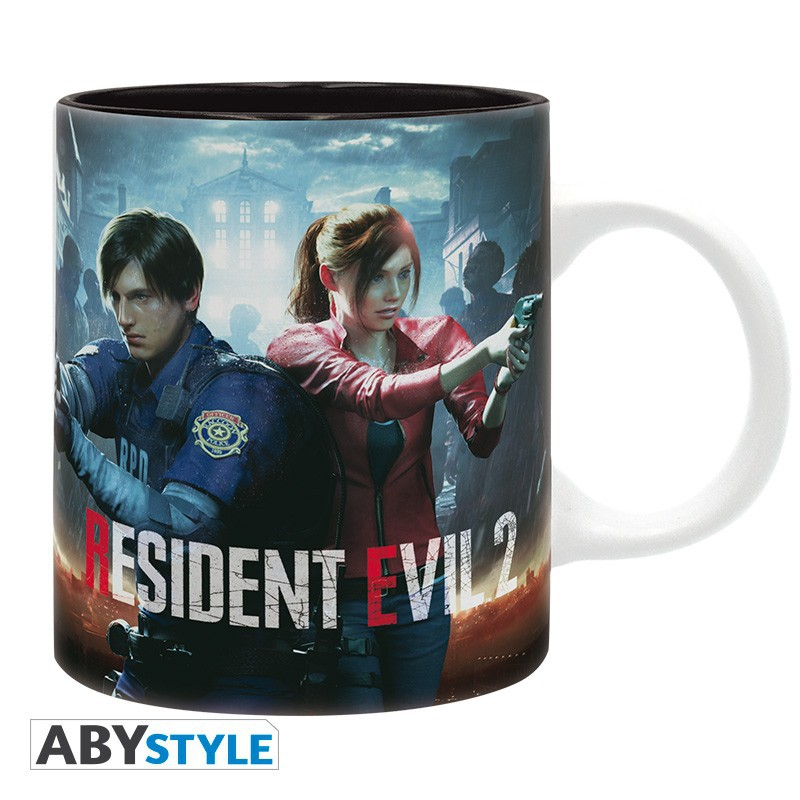 RESIDENT EVIL - 320 ml - RE 2 Remastered puodukas