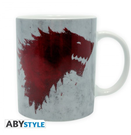 GAME OF THRONES - 320 ml -The North remembers mug