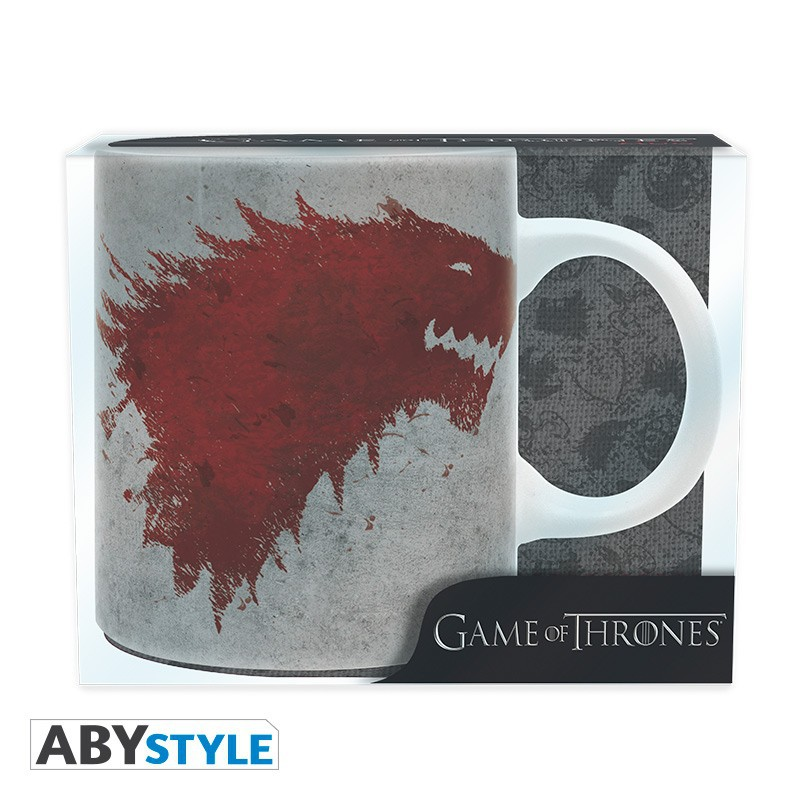 GAME OF THRONES - 320 ml -The North remembers puodukas