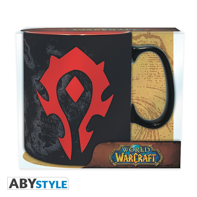 WORLD OF WARCRAFT - 460 ml - Horde mug
