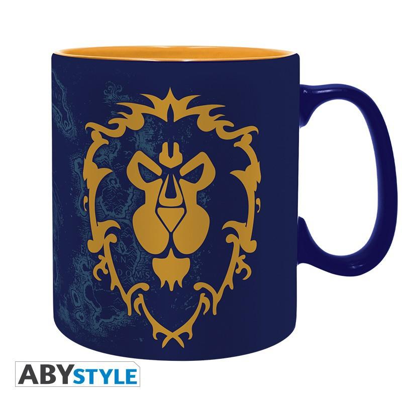 WORLD OF WARCRAFT - 460 ml - Alliance mug