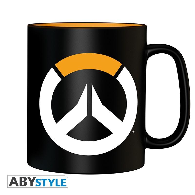 OVERWATCH -  460 ml - LOGO mug