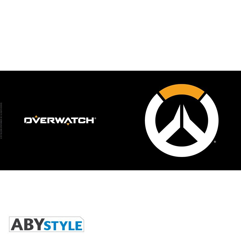 OVERWATCH - 460 ml - LOGO puodukas