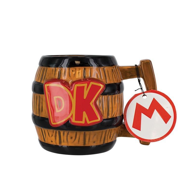 NINTENDO - Donkey Kong 3D puodukas