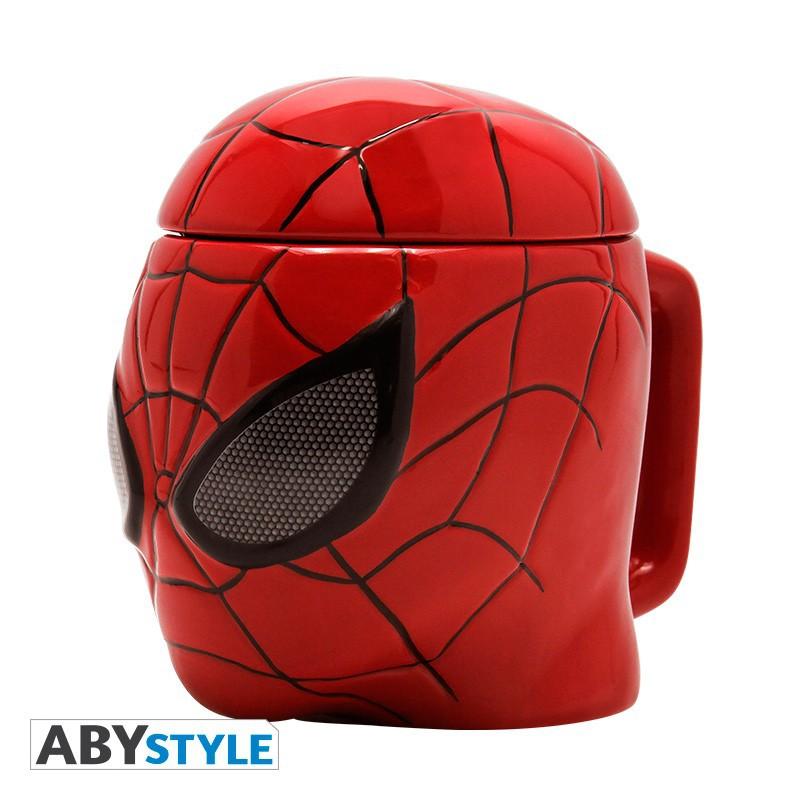 MARVEL SPIDER-MAN 3D Mug