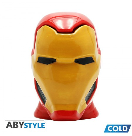 MARVEL IRON MAN 3D Mug