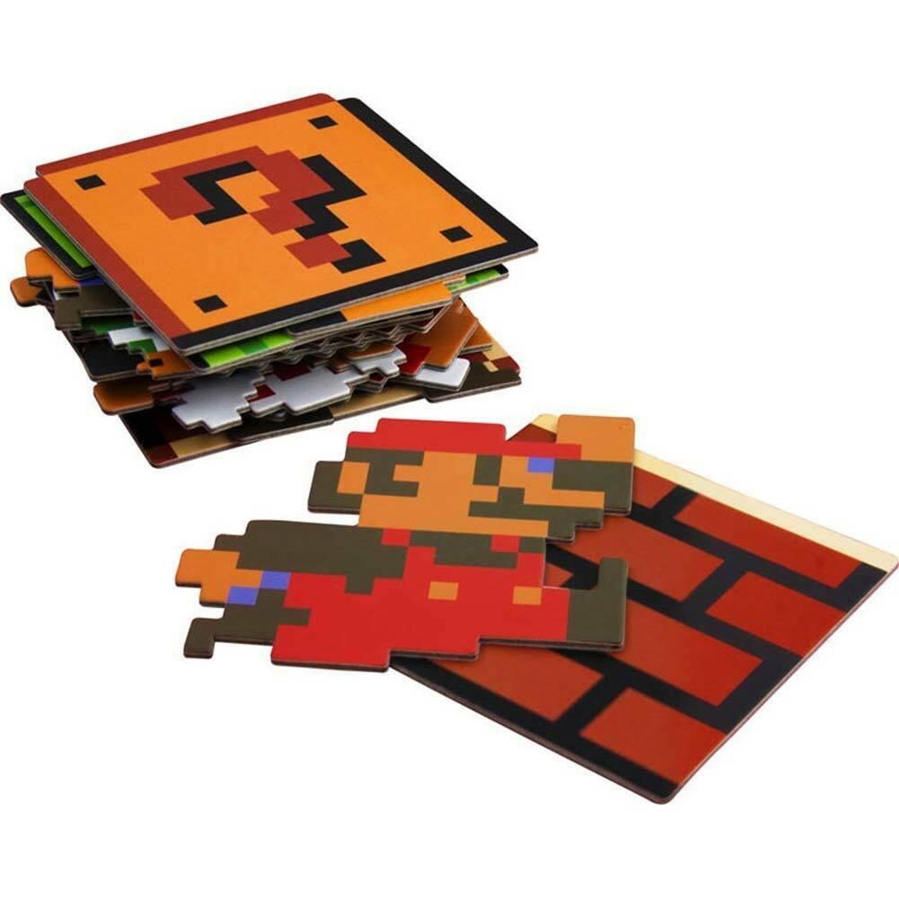 NINTENDO Super Mario Bros padėkliukai