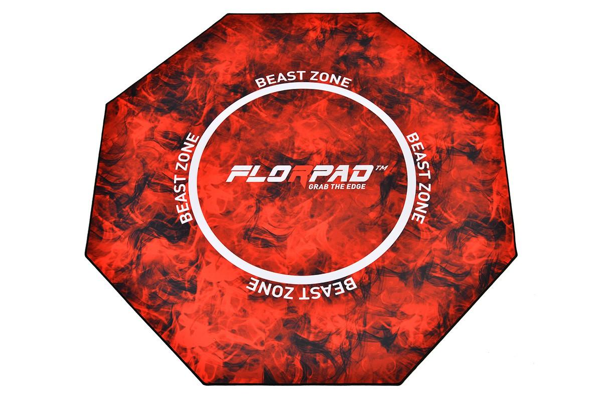 Florpad Beast Zone grindų kilimėlis